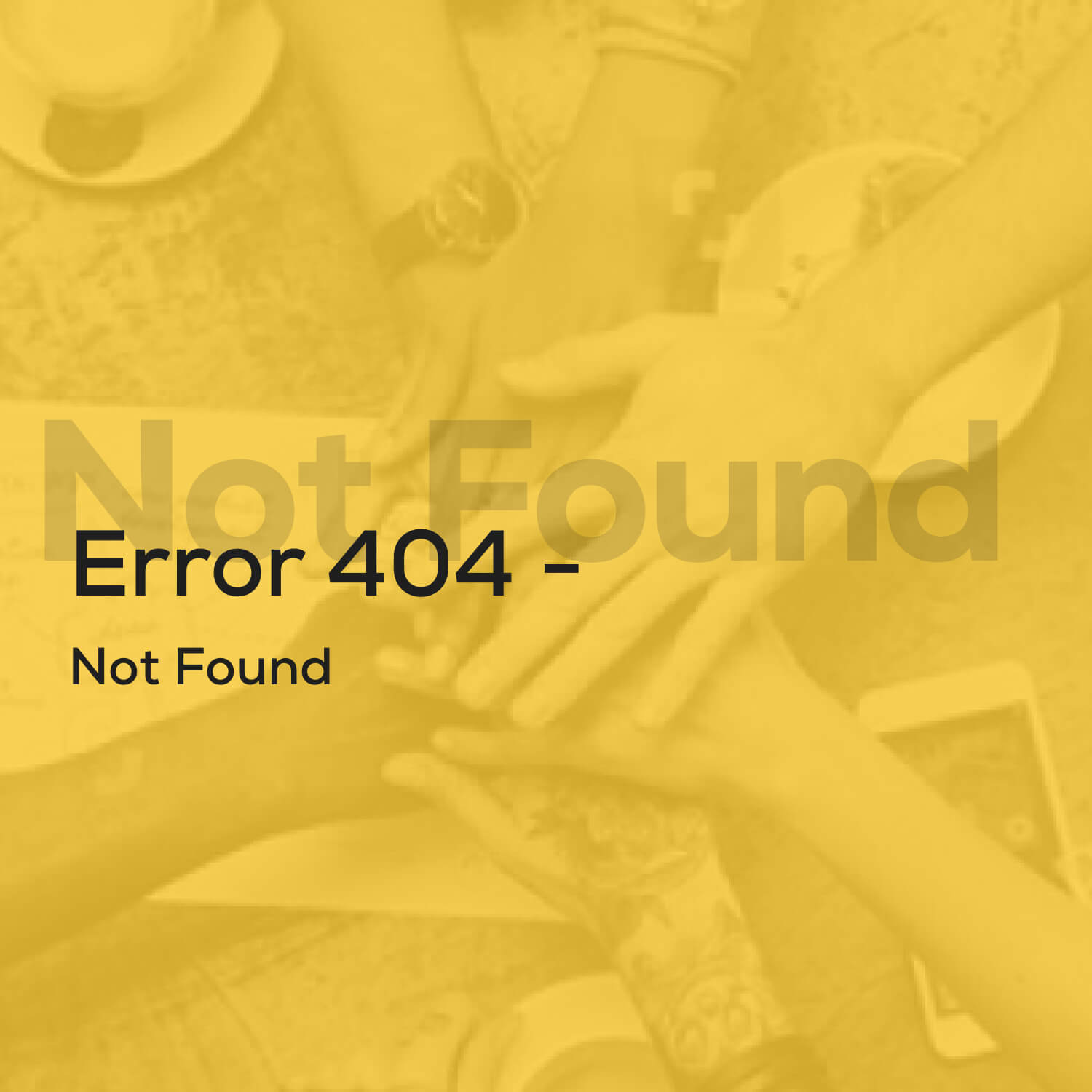 Error 404 - Not Found